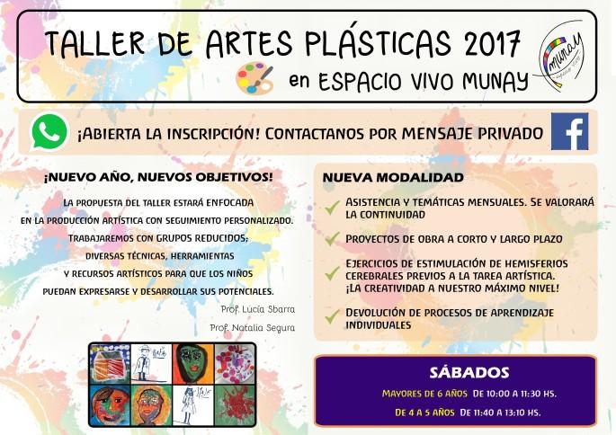 ARTES PLÁSTICAS 2017 (Digital)
