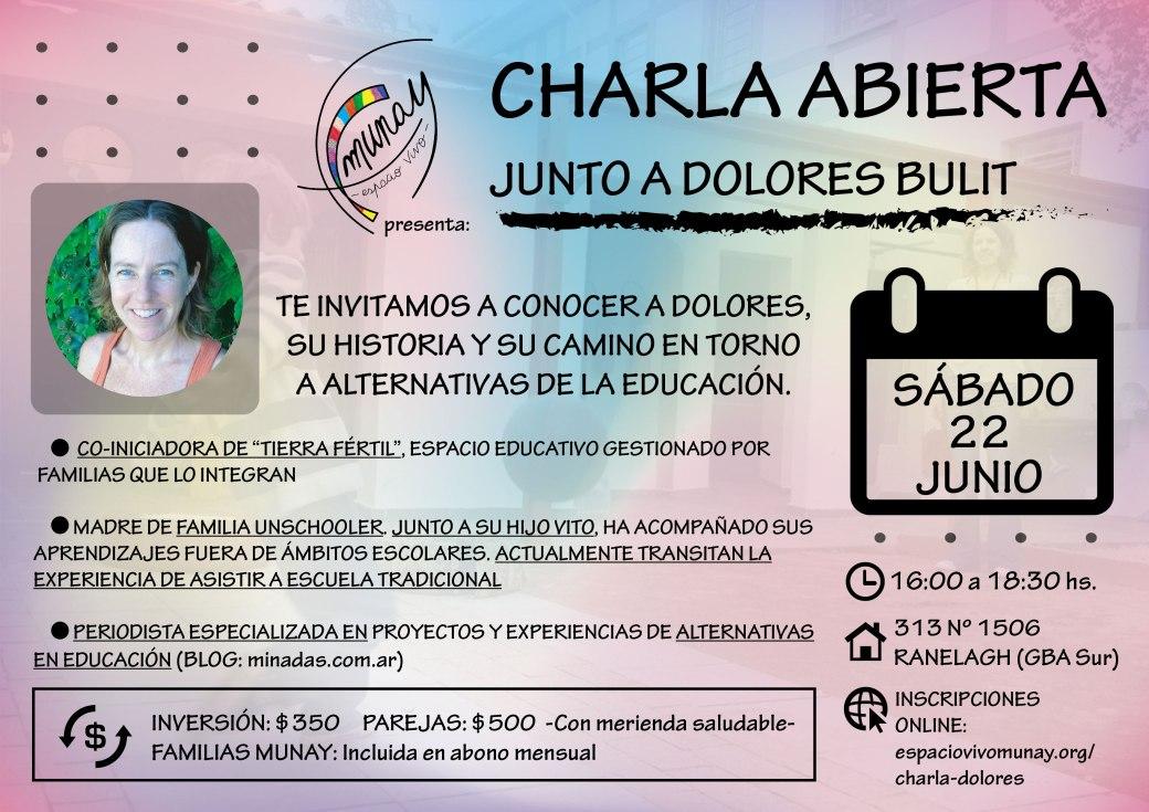 Charla-Dolores